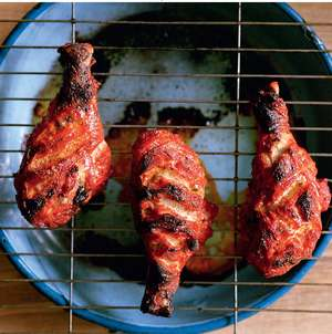 Homemade Tandoori Chicken