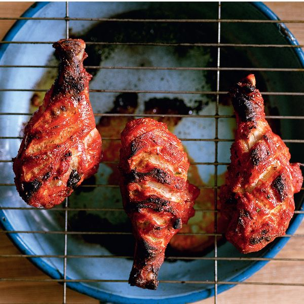 Homemade Tandoori Chicken The Happy Foodie