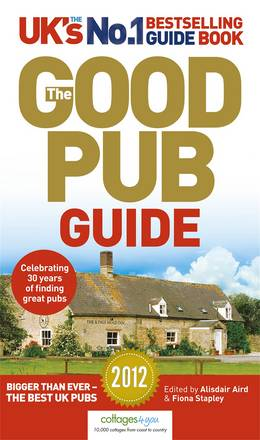Cover of The Good Pub Guide 2012