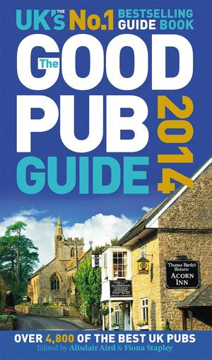 Cover of The Good Pub Guide 2014