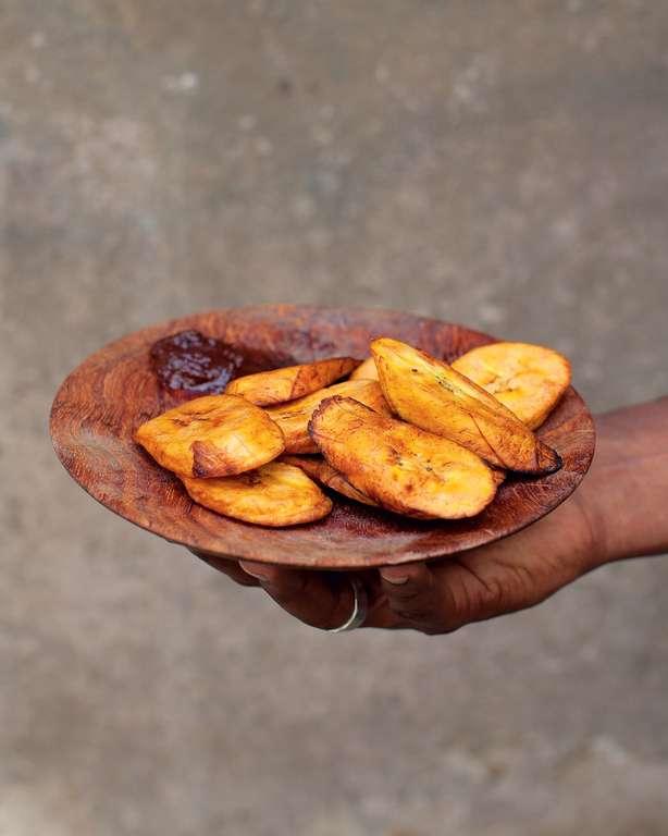Fried Plantain/Dodo