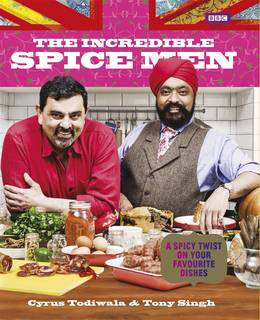 Cover of The Incredible Spice Men