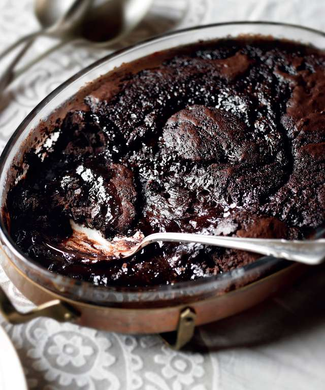 Marianne's Chocolate Pudding