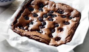Joe's Blackberry Brownies