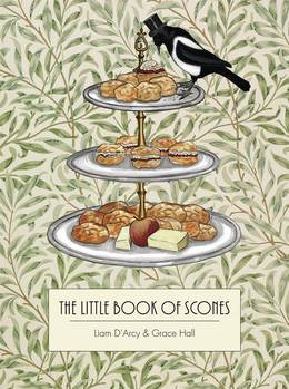 Cover of The Little Book of Scones