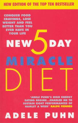Cover of The New 5 Day Miracle Diet
