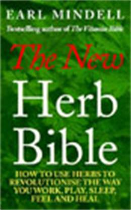 Cover of The New Herb Bible: 2nd Edition