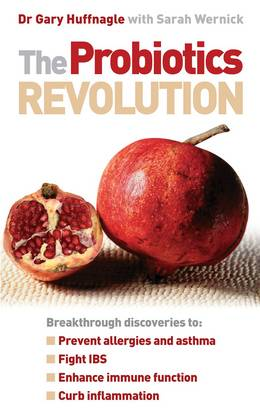 Cover of The Probiotics Revolution