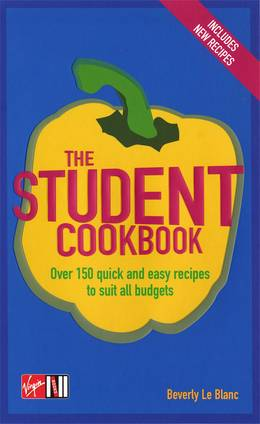 Cover of The Student Cookbook