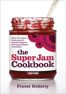 Cover of The SuperJam Cookbook