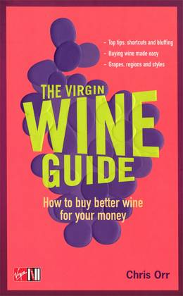 Cover of The Virgin Wine Guide