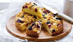 Any-Fruit Streusel Cake
