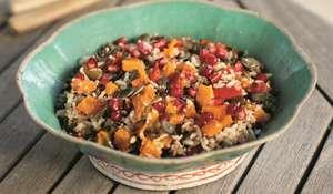 Derval O'Rourke's healthy Three-grain Salad