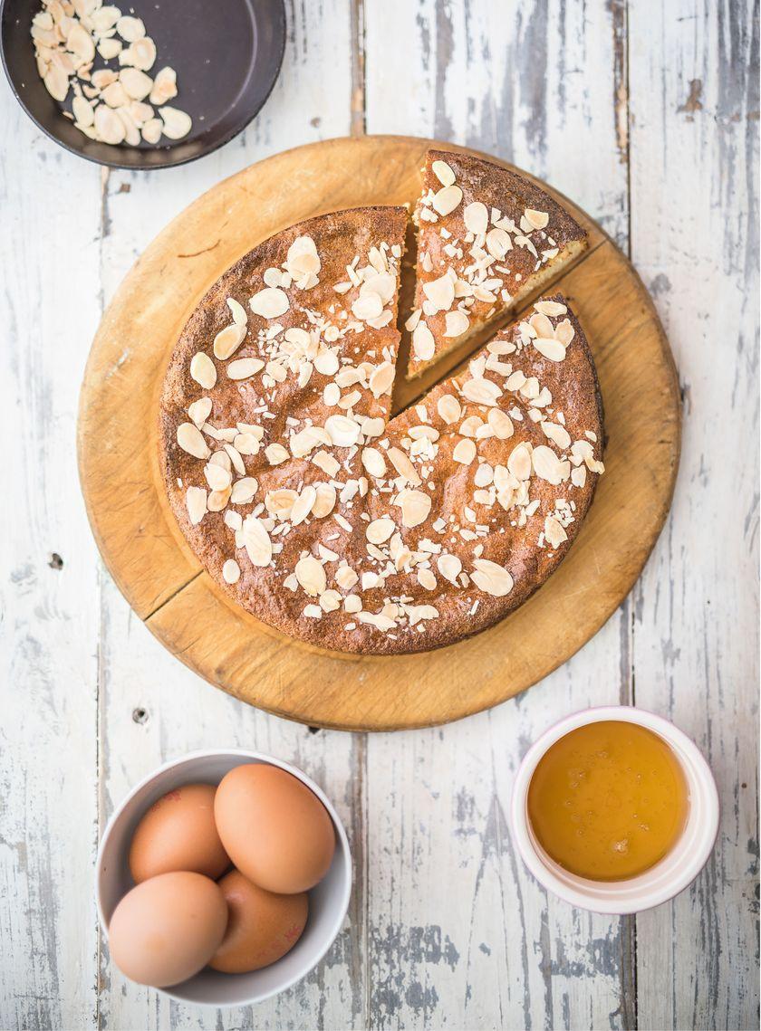 Easy Store Cupboard Recipes | Gluten-Free Honey Cake