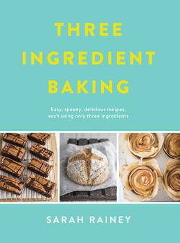 Cover of Three Ingredient Baking