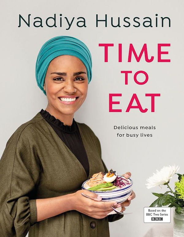 best cookbooks mothers day nadiya hussain time to eat