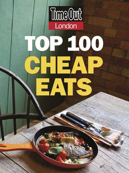 Cover of Time Out Top 100 Cheap Eats in London