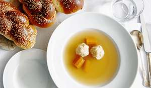 Jessie Ware Jewish Chicken Soup Matzo Balls Recipe | This Morning