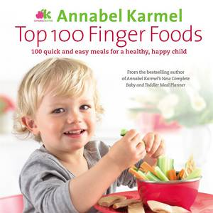 Cover of Top 100 Finger Foods
