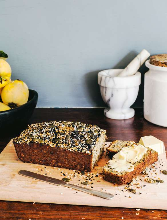 Gail's Bakery Seeded Buttermilk and Treacle Loaf