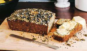 Gail's Bakery No-Knead Seeded Loaf | Easy Lockdown Bread Recipe