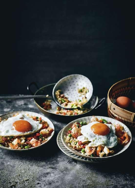 Fried Rice: Htamin kyaw