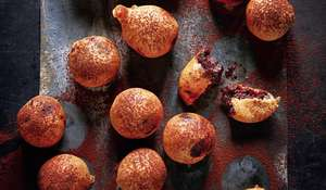 Rick Stein's Chocolate and Pasilla Fondant Truffles