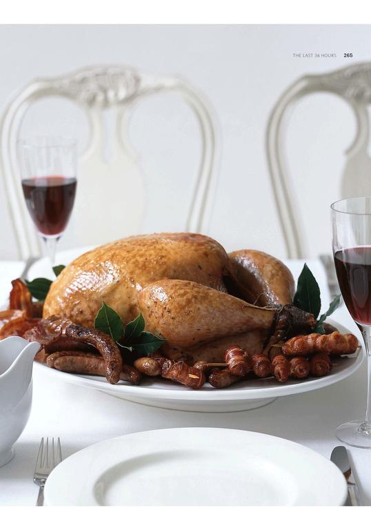 Delia's Traditional Roast Turkey