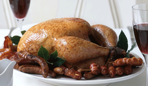 Traditional Roast Turkey Recipe, Delia Smith | How to Cook Perfectly