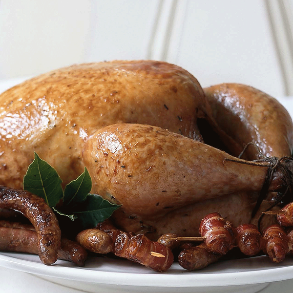Traditional Roast Turkey Recipe Delia Smith How To Cook Perfectly