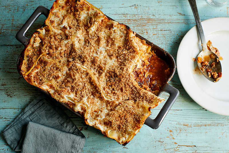How to use up your Christmas leftovers turkey lasagne eat well for less