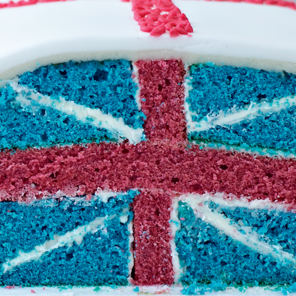 British Royal Wedding Cakes: The Happy Foodie