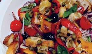 Panzanella Salad (panzanella)