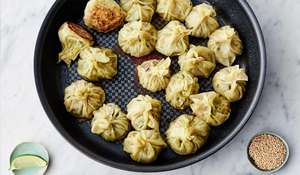 Jamie Oliver Vegetable Dumplings Recipe| Meat-free Meals Channel 4