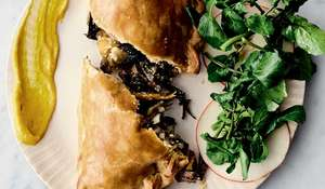 Jamie Oliver Veggie Pasties Recipe | Meat-free Meals Channel 4