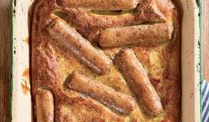 Vegetarian Toad in the Hole Recipe