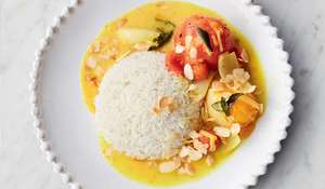 Jamie Oliver Tomato Curry Recipe | Meat-free Meals Channel 4