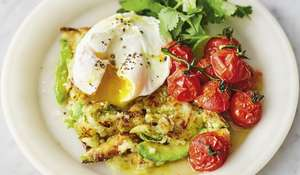 Jamie Oliver's Avocado and Jalapeño Hash Brown | Meat-free Meals Channel 4