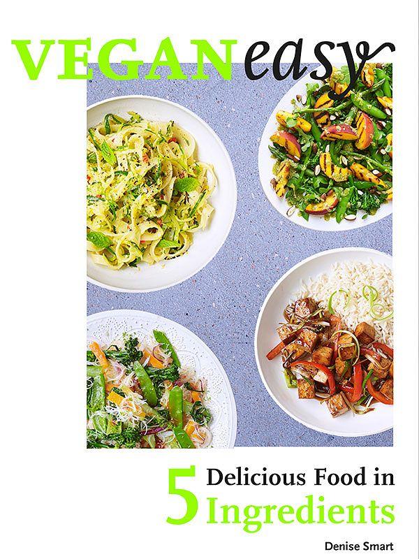 Best cookbooks 2019 - 1: Veganeasy cookbook