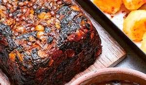 Vegan Christmas Nut Roast | Easy Plant Based Roast Recipe