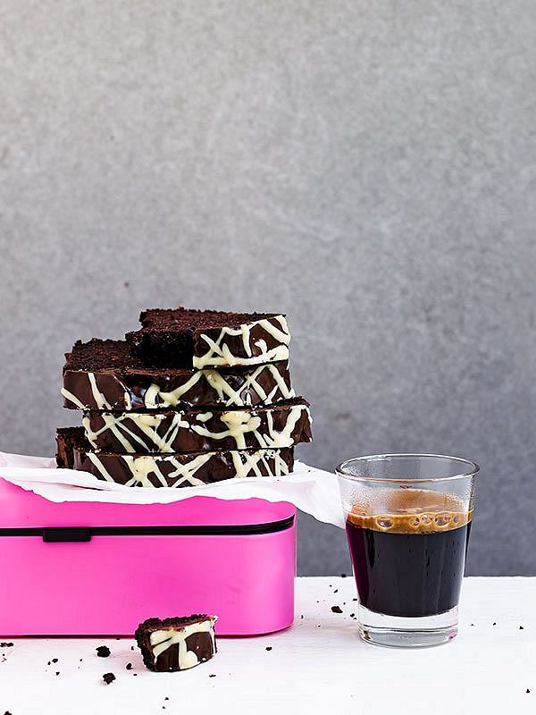 Vegan Snack Recipe Chocolate Cake