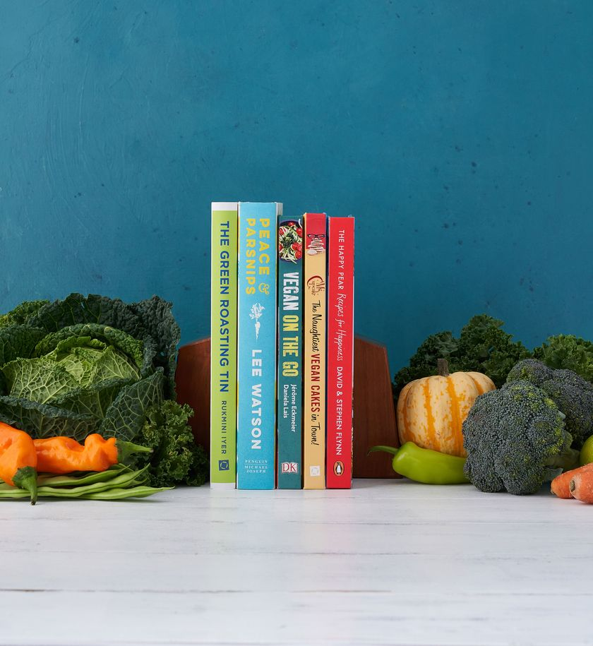 How to go vegan in 2021 - best cookbooks to make the transition