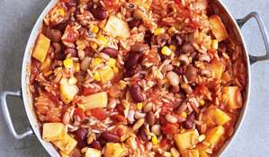 Cajun Rice and Beans | Vegan One-Pot Recipe