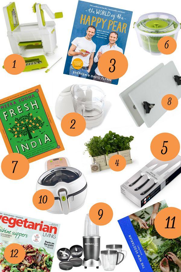 Vegetarian Gift Guide 2016