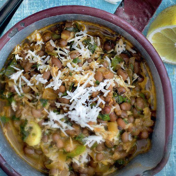 Aduki Bean Curry