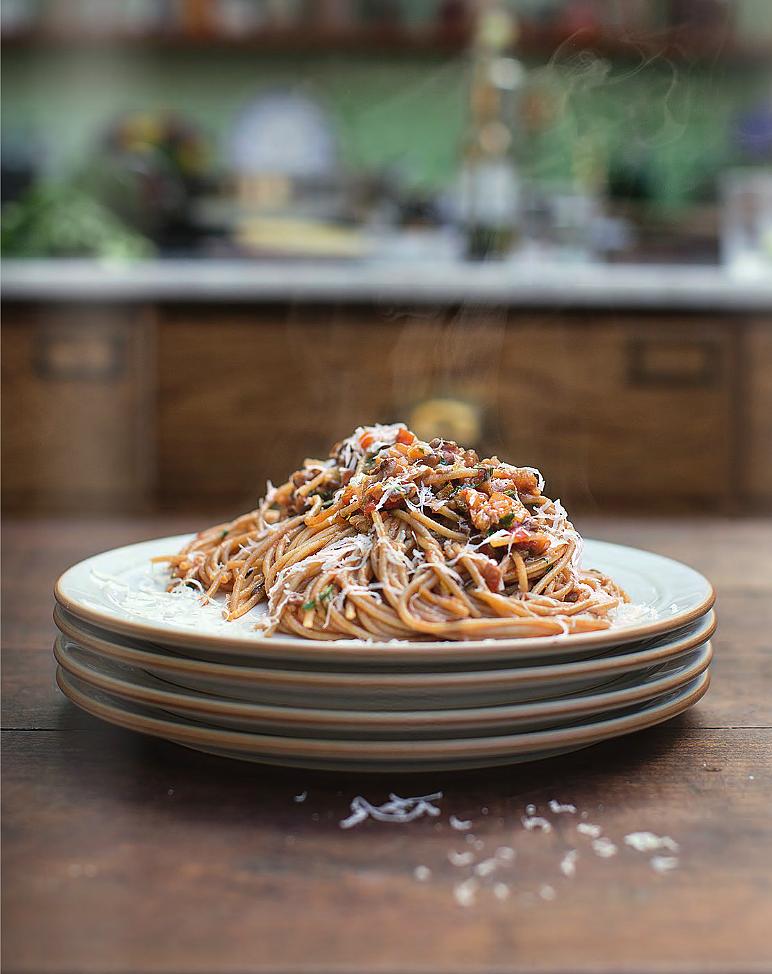 autumnal midweek meal recipe