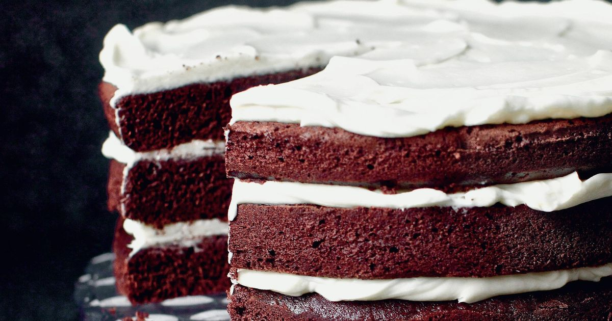 Red Velvet Cake Recipe Uk Mary Berry