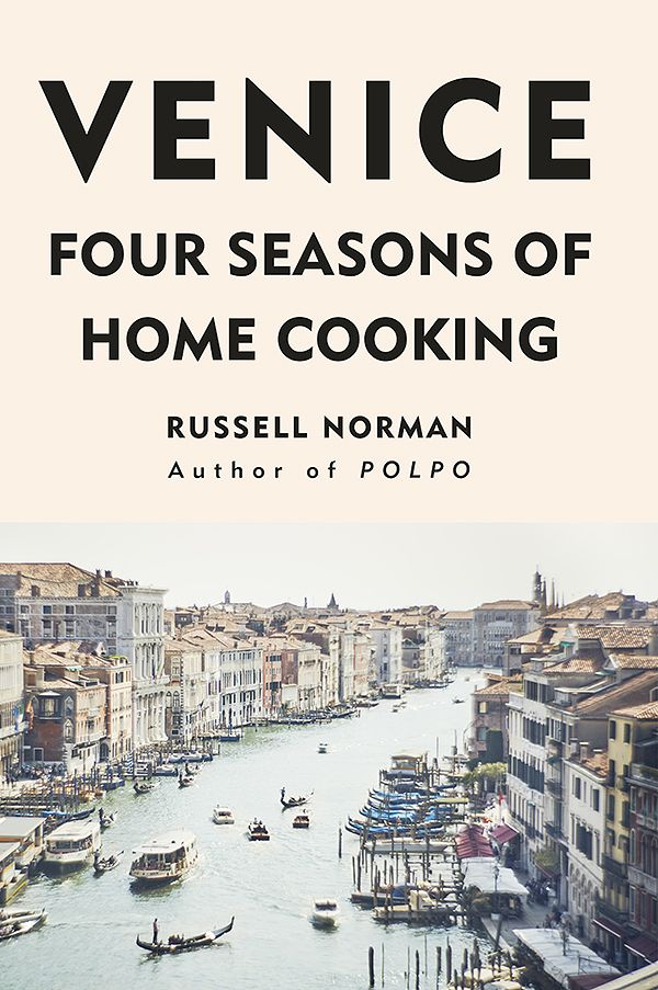 Best Cookbooks for Chefs & Experienced Cooks - Venice by russell norman