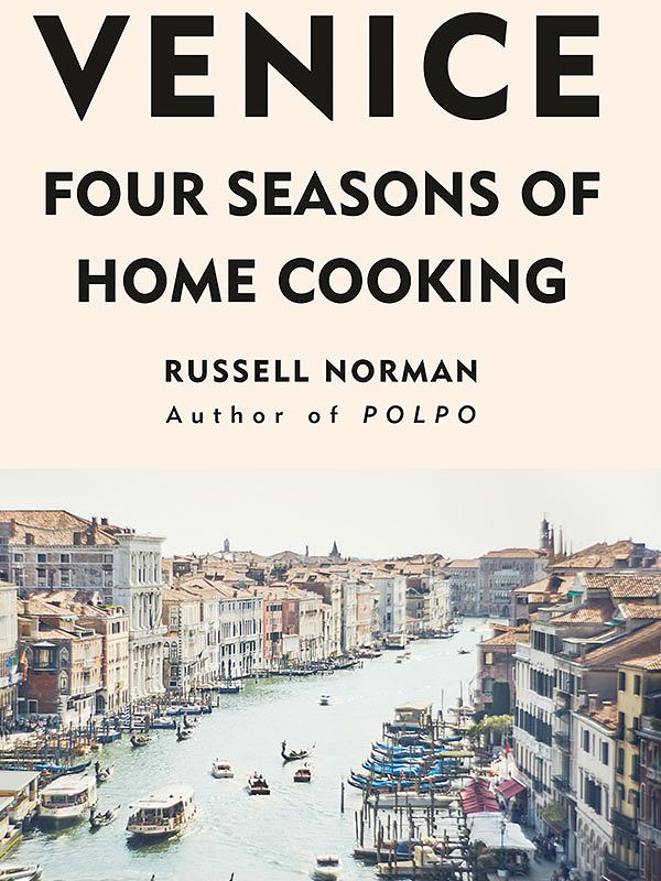 Best Italian Cookbooks & Recipe Books - Venice by Russell Norman