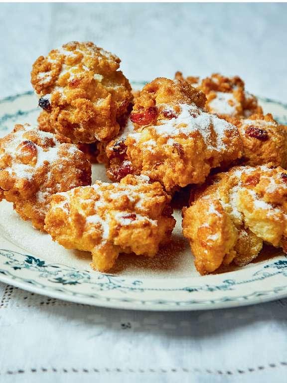 Fritole (Venetian Doughnuts)